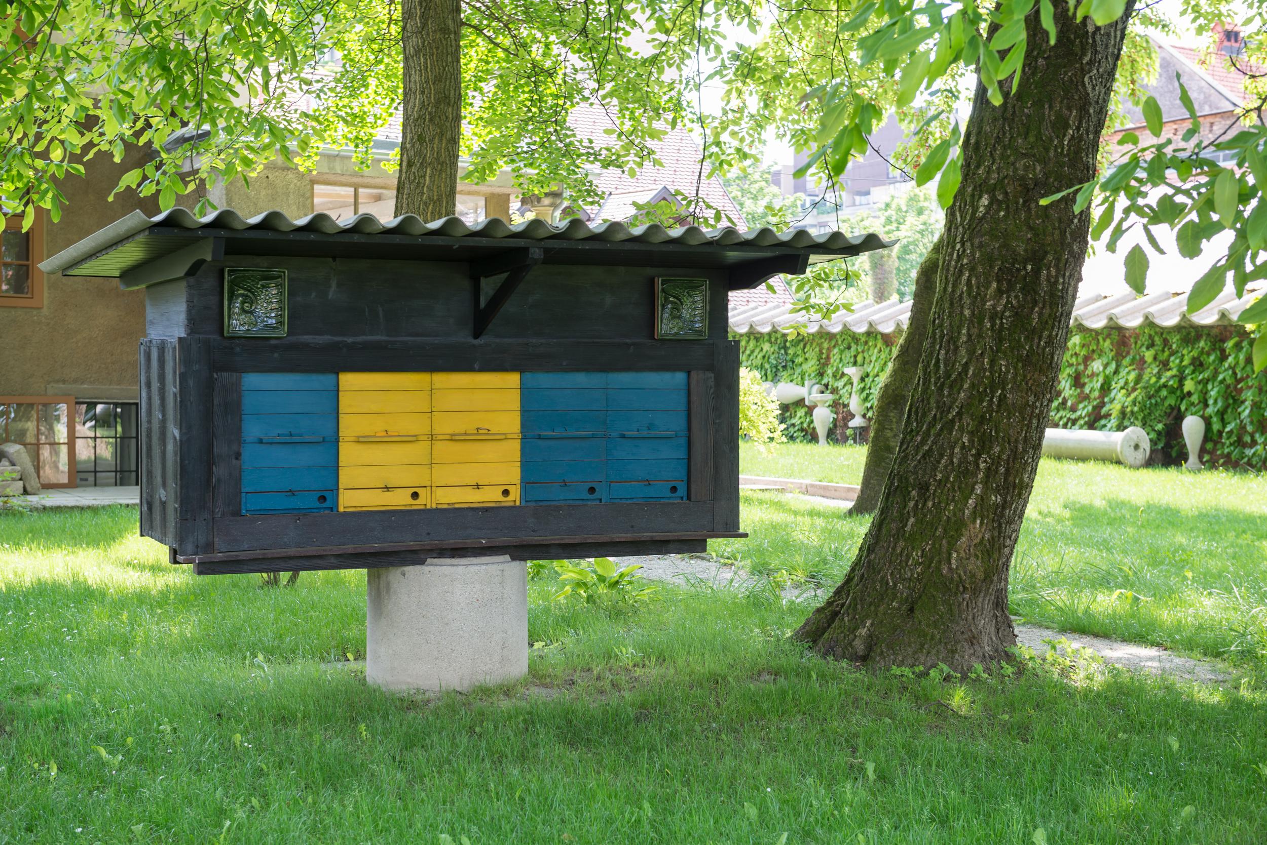 The Bee Path » City of Ljubljana