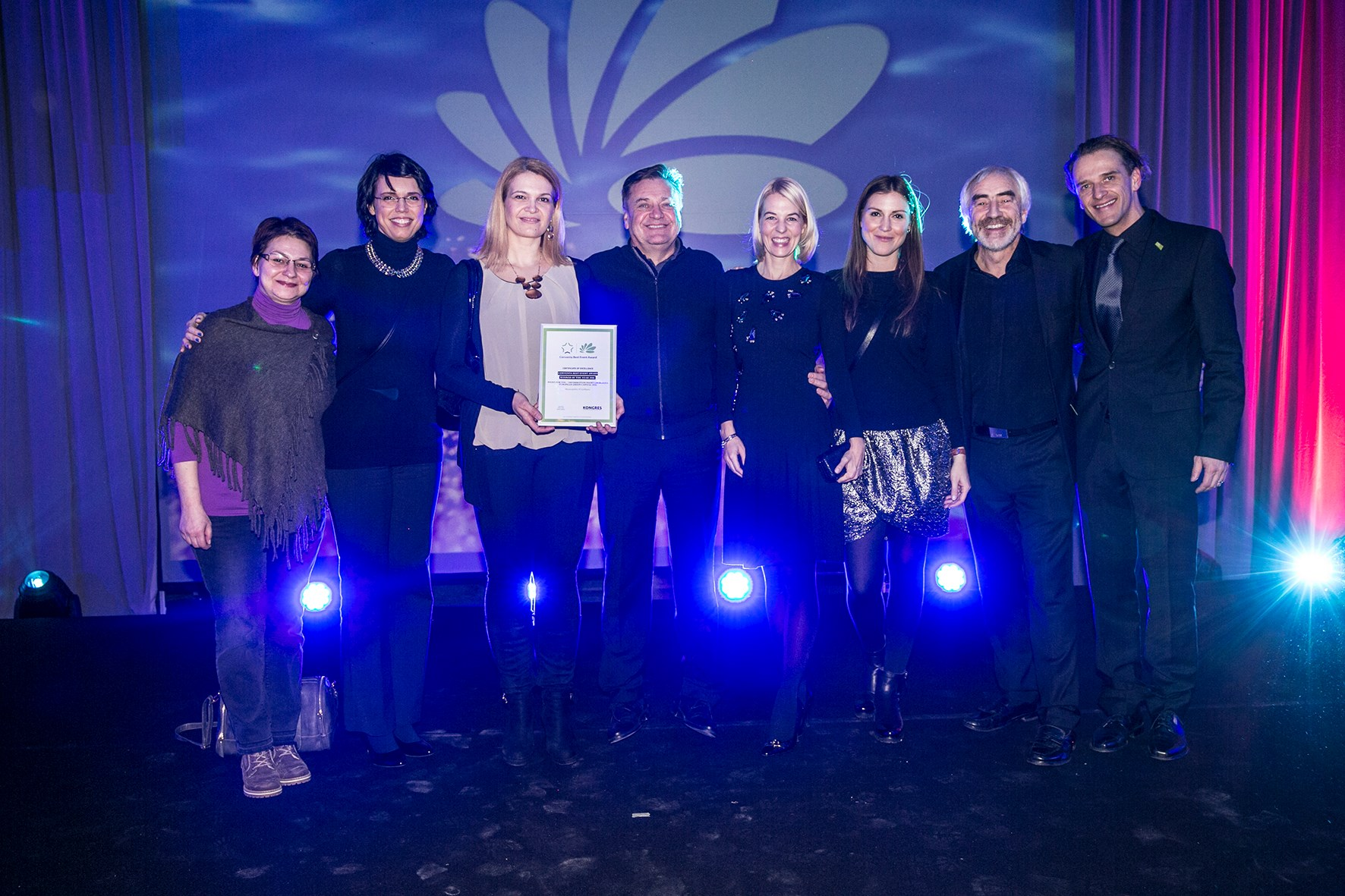 The Conventa best event award 2016 » City of Ljubljana