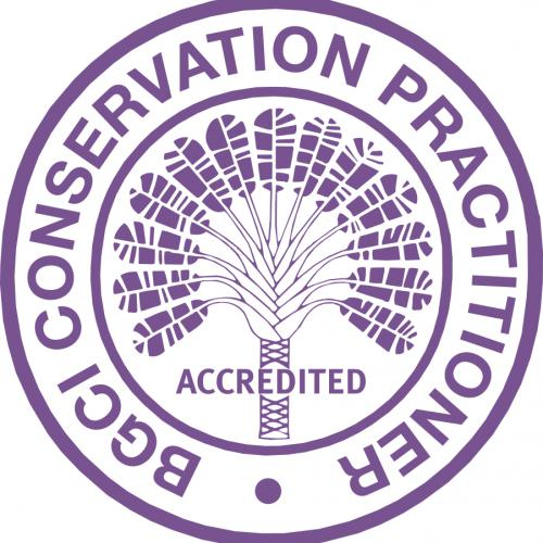 BGCI Conservation Practitioner Accreditation
