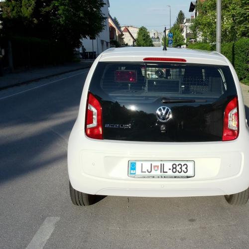 radar VW ecoUp1