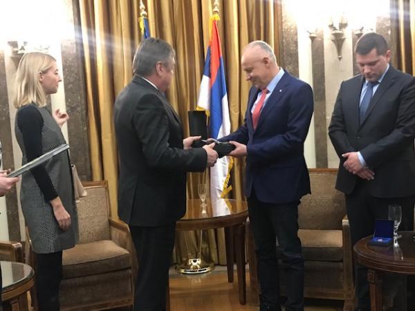župan Beograda