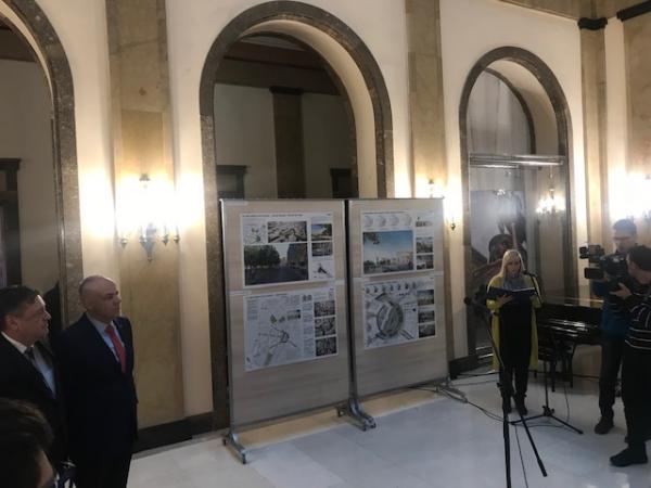 odprtje razstave