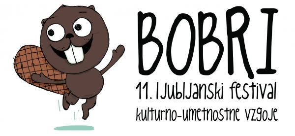 13. Bobri logo