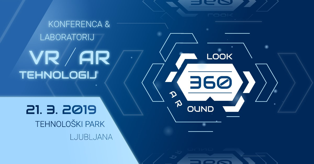 Ljubljana, smart city: VR/AR laboratory in the Technological Park